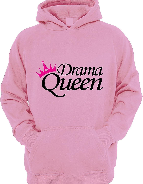 Drama Queen Girls Childrens Performing Arts Hoodie