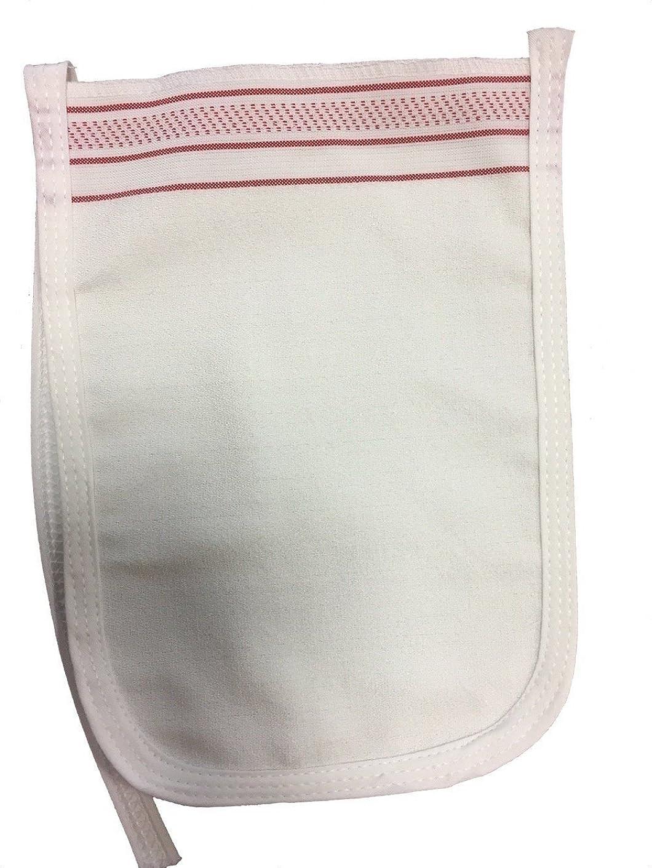 一致ロケット文芸Kelebek Kese トルコのハマム風呂手袋皮膚剥離スパでは、ミットをkeses 白