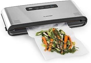 Klarstein FoodLocker Pro - Envasador al vacío, Máquina de
