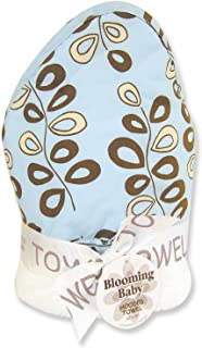Trend Lab Willow Blue Hooded Towel