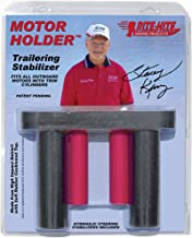 RITE-HITE Stabilizing Outboard Motor Holder - Stabilizes Outboard Motors with Two Trim Cylinders Effectively While Trailering Your Boat