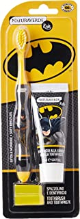 BATMAN Oral Care Set with Toothpaste Vanilla Flavour, 25 ml + Toothbrush