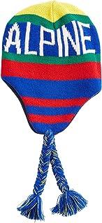 قبعة رجالية من Polo RALPH LAUREN Hi Tech Downhill Skier من الصوف