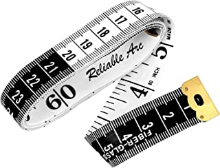 Soft Tape Measure Body Measuring Tape Double Sided for Body Sewing Fabric Tailor Craft Cloth Knitting Weight Loss Measurem...
