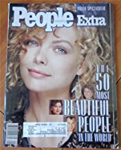 People Weekly Magazine Summer 1990 Photo Spectacular Extra (Michelle Pfeiffer cover)