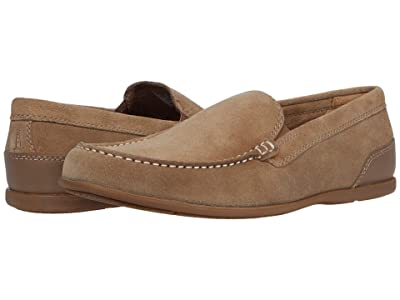 Rockport Malcom Venetian (New Vicuna Suede) Men