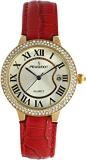 Best peugeot gold watch Reviews