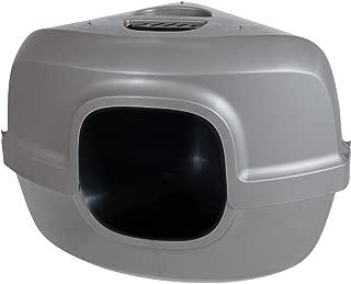 Petmate Hooded Corner Litter Pan for Cats