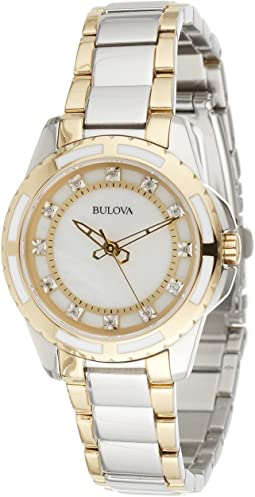 Bulova Ladies Diamonds - 98P140