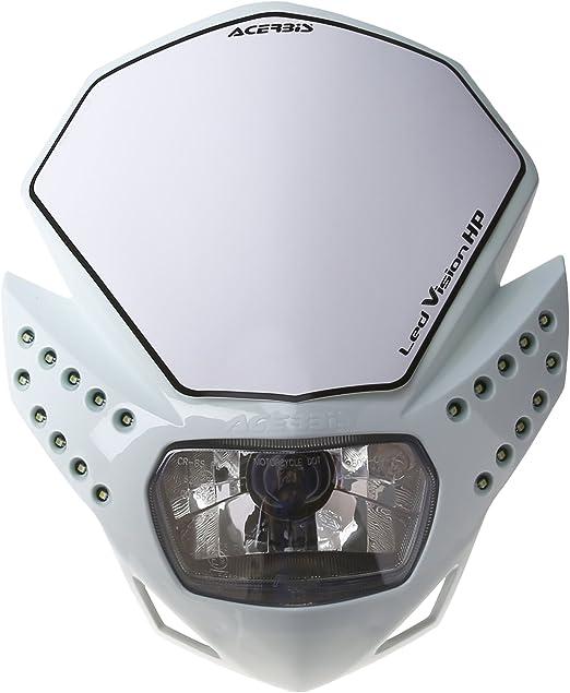 Acerbis Straps for LED Vision HP Headlight 2042830001