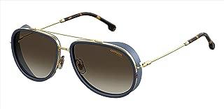 Kính mắt cao cấp nam – Sunglasses Carrera 166 /S 0KY2 Blue Gold/HA brown gradient lens