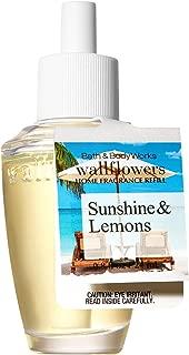 Bath & Body Works Wallflowers Fragrance Refill Bulb Sunshine & Lemons