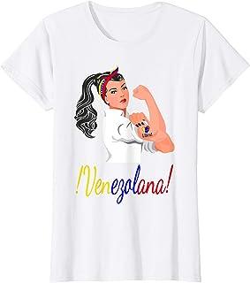 Best Venezuela Flag Franela Venezolana   Venezuela Libre Franela T-Shirt Review