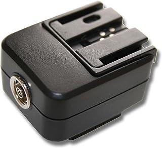 Adaptador de Zapata para Flash Compatible con Todas Las cámaras Sony y MINOLTA