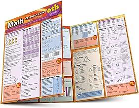 Math Common Core 6Th Grade (Quick Study) PDF
