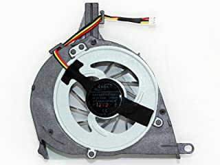 iiFix New Replacement CPU Cooling Fan For Toshiba Satellite L655-S5150 L655-S5153 L655-S5154 L655-S5155 L655-S5163 L655-S5165 L655-S5166WHX Assembly