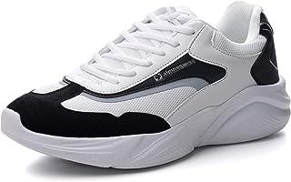 Alpine Swiss Men's Stuart Chunky Fashion Sneakers
