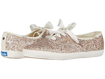 Keds x kate spade new york Champion (Multi Metallic Glitter) Women