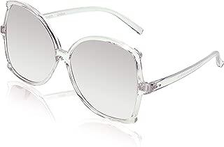 Oversized Sunglasses for Women Big Frame Glasses Gradient...