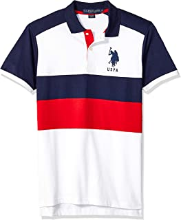 U.S. Polo Assn. Men's Classic Fit Jersey Polo Shirt