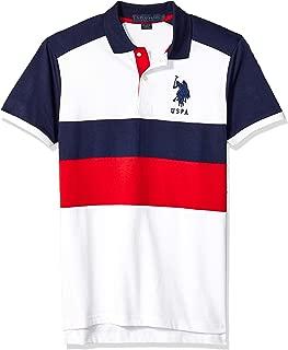 U.S. Polo Assn. Men's Classic Fit Jersey Polo Shirt