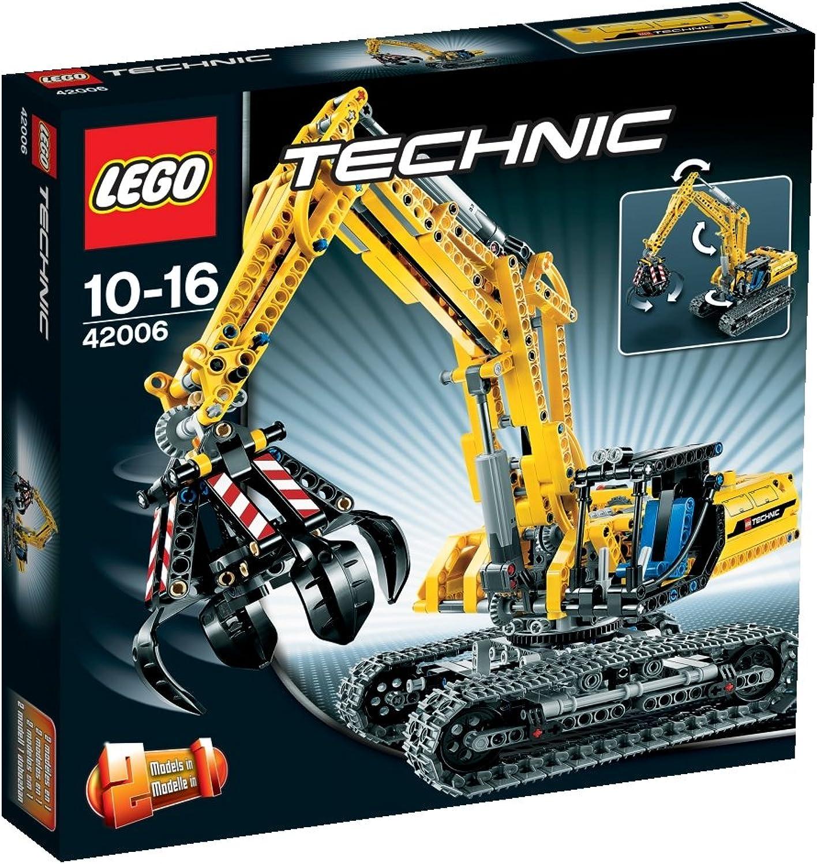 artículos de promoción LEGO Technic Technic Technic - Máquina Excavadora, Juegos de construcción (42006)  deportes calientes