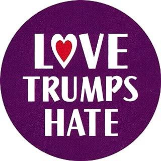 Love Trumps Hate - Button/Pinback