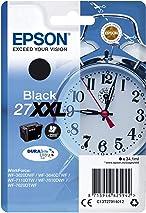 Epson C13T27914022 27XXL Inkjet Cartridge - Black