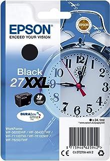 Epson C13T27914022 czarny oryginalny wkład atramentowy 27XXL 1 opakowanie