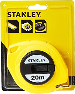 Stanley Tape Steel Closed Yellow Measuring & Layout Tools, 0-34-105