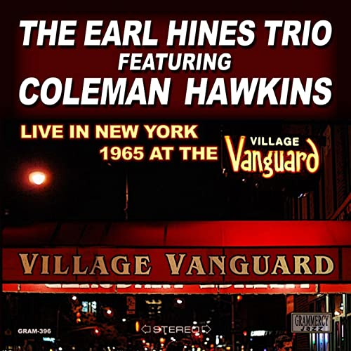 Live in New York 1965 At the Village Vanguard (feat. Coleman Hawkins)