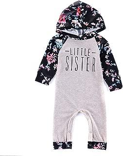 Chennie Toddler Baby American Flag Jumpsuit Romper Bodysuit One-Piece Clothes Size 0-24m