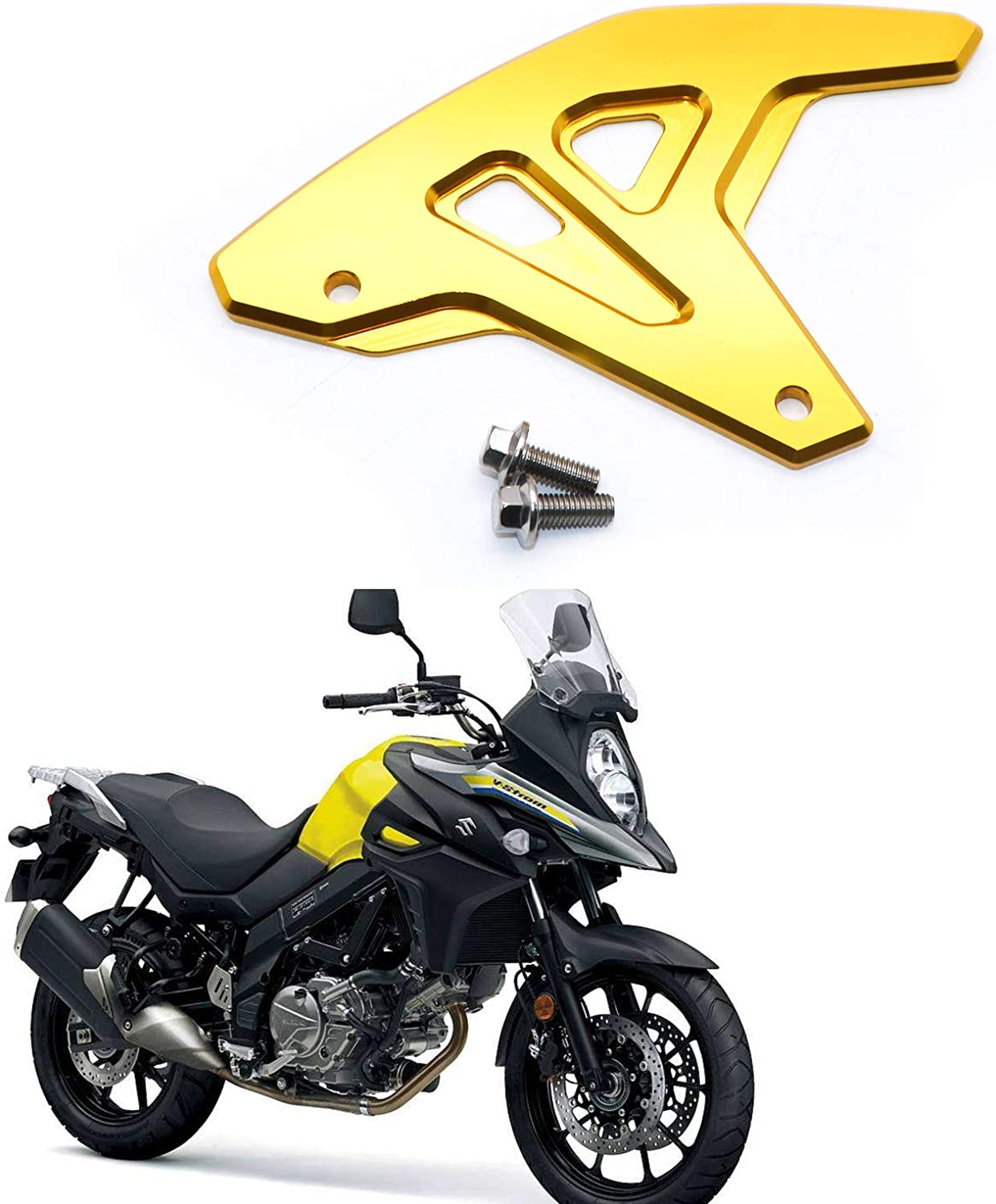 specialty shop Artudatech Rear Brake Disc Guard Cover Protector Large discharge sale DRZ4 Suzuki for