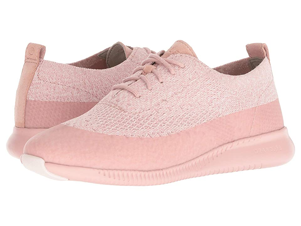 Cole Haan 2.Zerogrand Stitchlite Oxford (Misty Rose Knit) Women