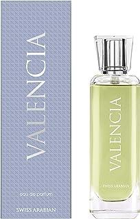 Swiss Arabian Valencia by Swiss Arabian Eau De Parfum Spray (unisex) 3.4 oz  100 ml (Men)