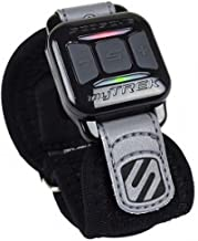Scosche myTREK Wireless Pulse Monitor - Manage Pulse Training Type Calories Burned & Music! Made for