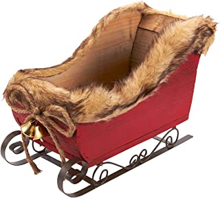 Best sleigh decoration indoor Reviews
