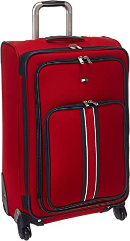 "Signature Solid 24"" Upright Suitcase"