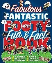 Fabulous Fantastic Footy Fun & Fact Book