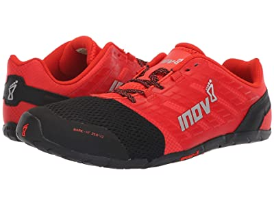 inov-8 Bare-XF 210 V2 (Black/Red) Men