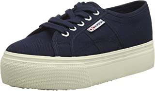 Superga Womens 2790 Acotw Linea Up and Down Canvas Shoes