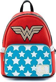 Mochila Wonder Woman DC Comics Loungefly 26cm