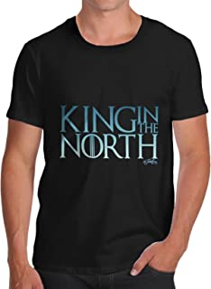TWISTED ENVY Men's King in The North T-Shirt