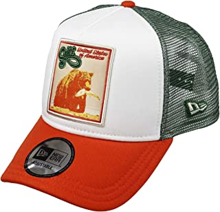 1a926f162bbf5 A NEW ERA California Bear 940 AF Trucker Ne Sfp Casquette Mixte Adulte,  Blanc,