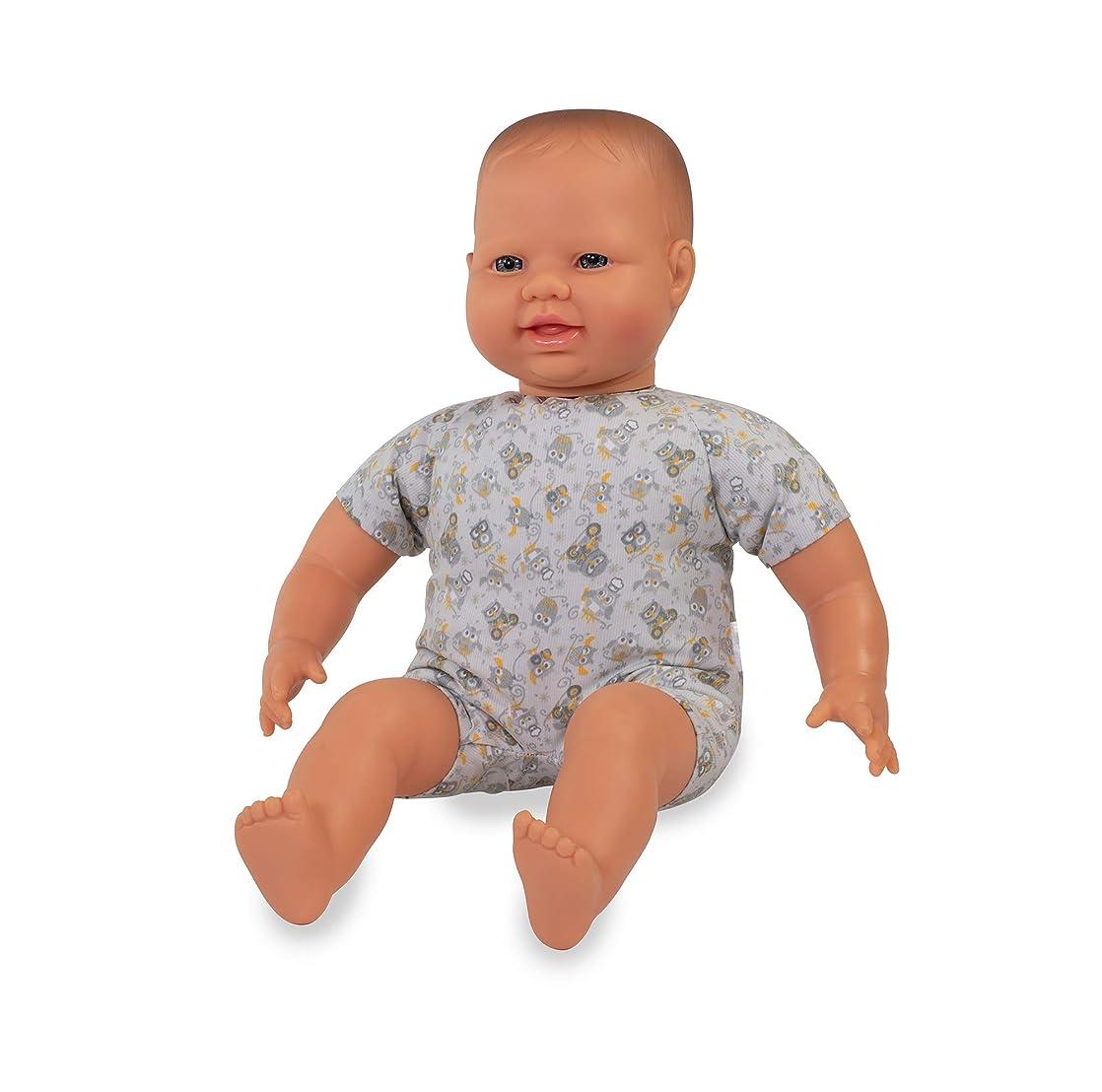 衣類メリー無意識Miniland 40cm Soft Body Baby Doll, Caucasian
