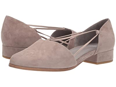 Eileen Fisher Honey (Taupe Suede) Women