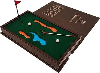Barwench Games' Executive Mini Desktop Golf Game, Pocket Golf Game