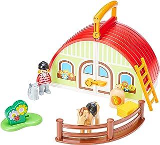 Playmobil 1.2.3 70180 Mijn Meeneem Manege