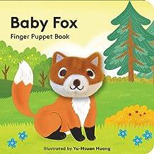 Baby Fox: Finger Puppet Book