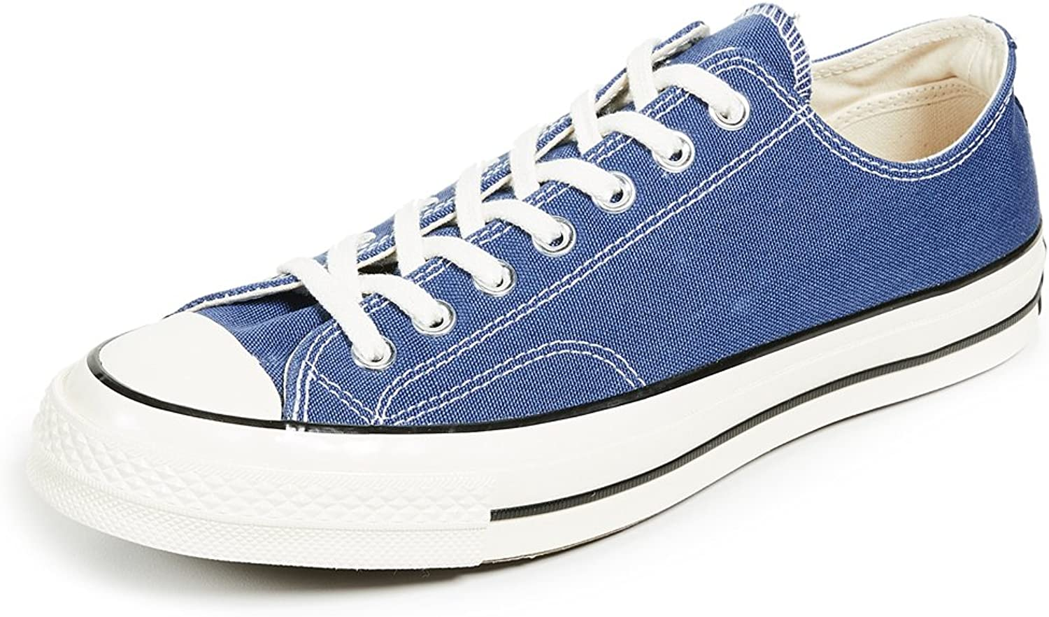 CONVERSE unisex shoes low sneakers 162064C CHUCK 70 OX size 44.5 bluee